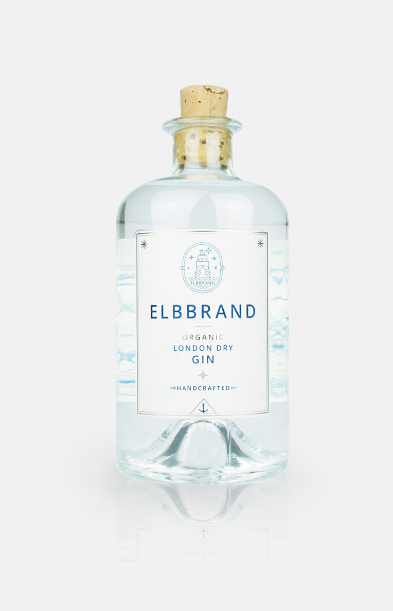 ELBBRAND ORGANIC GIN
